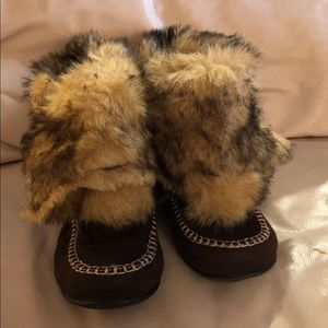 Beautiful and Warm Boots